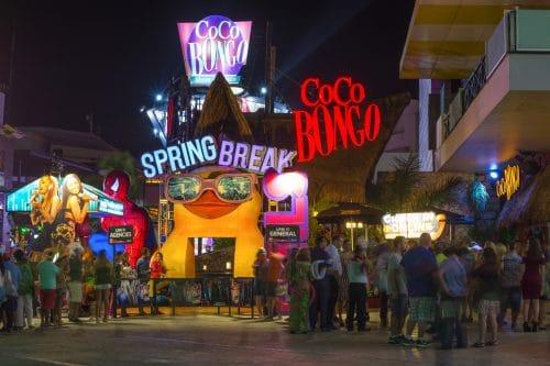 Krystal International Vacation Club Reveals Nightlife in Cancún