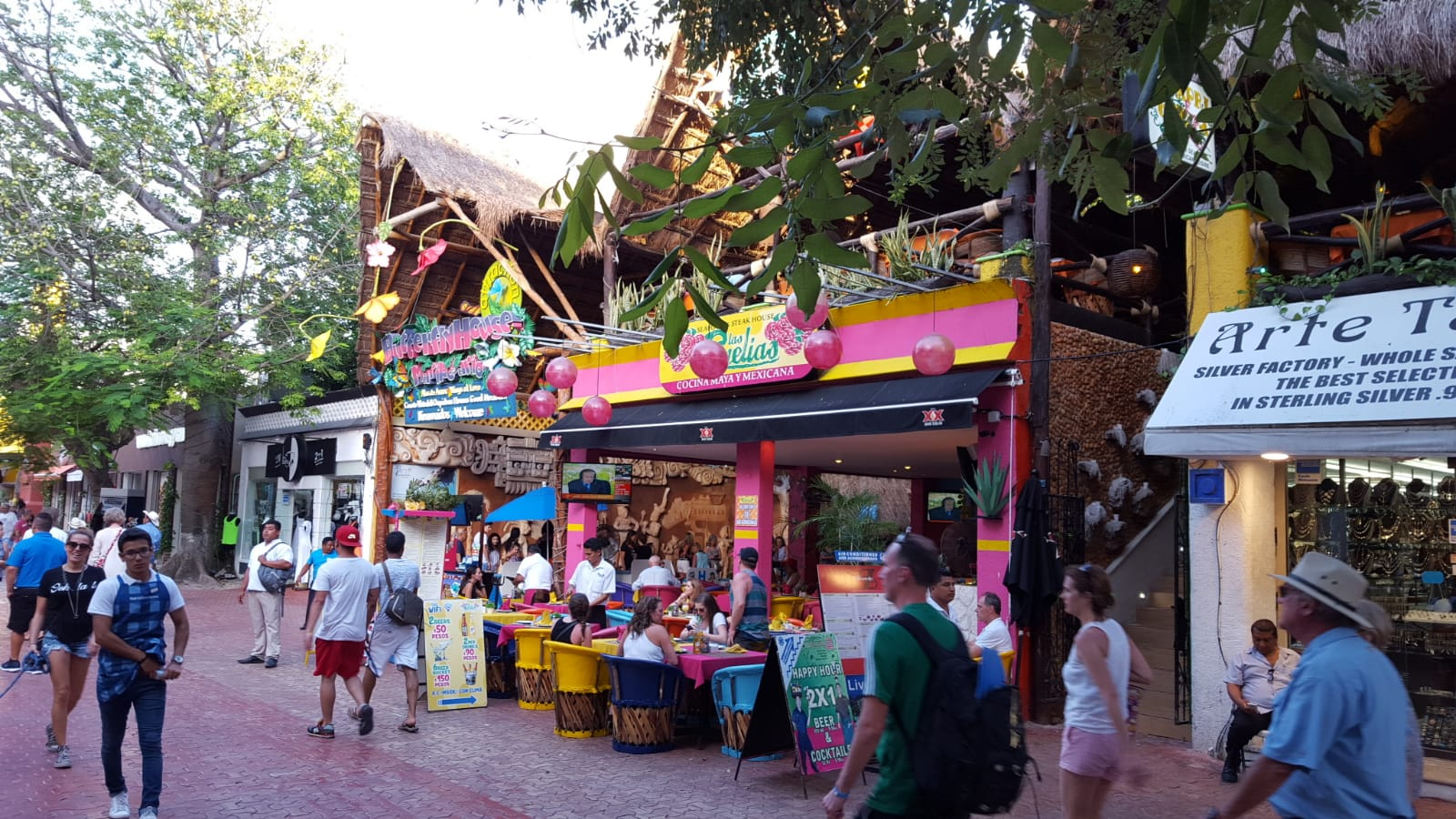 Playa del Carmen Experiences Surge in Tourism